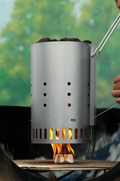 Chimney Starter Kit Weber Charcoal Bbqs The Barbecue Store
