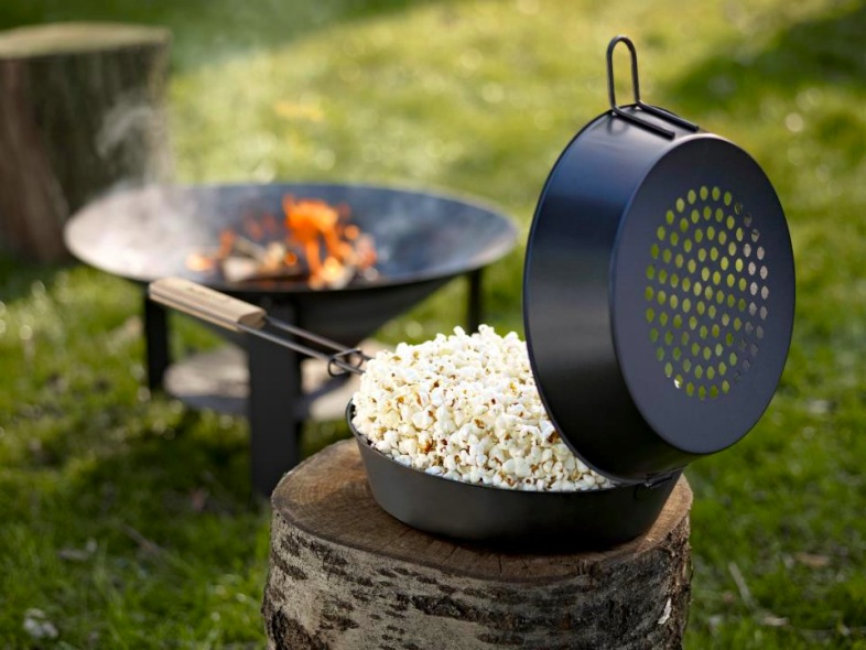 how to cook popcorn in a pan