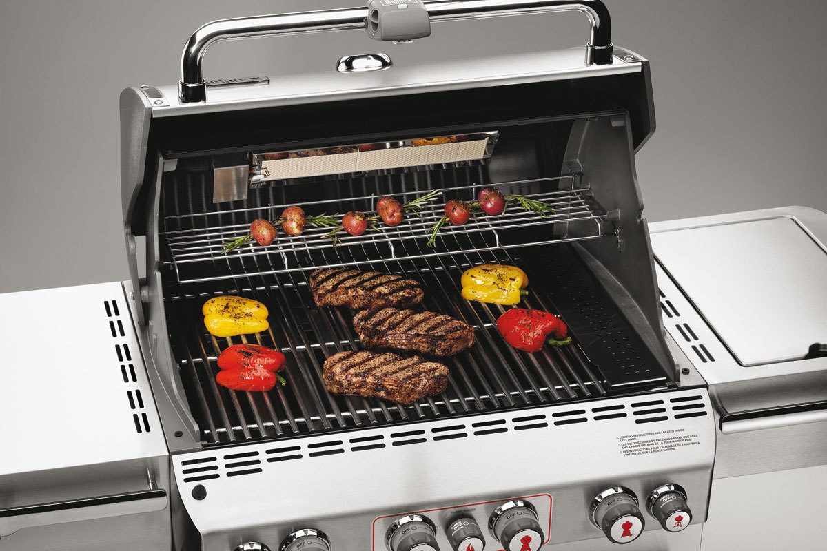 weber summit s 470 gbs bbq stainless steel the barbecue store. Black Bedroom Furniture Sets. Home Design Ideas