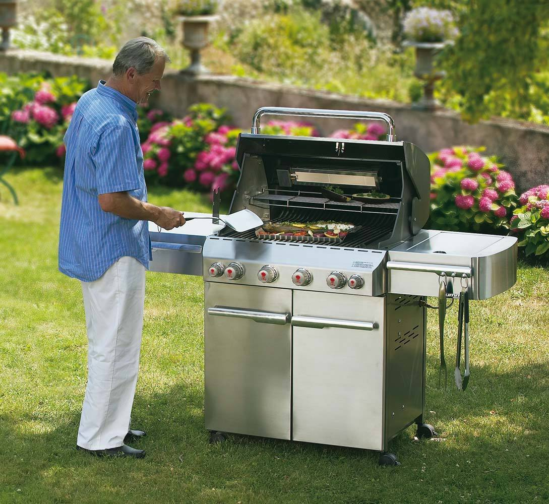 weber summit s 470 gbs bbq stainless steel the bbq store. Black Bedroom Furniture Sets. Home Design Ideas