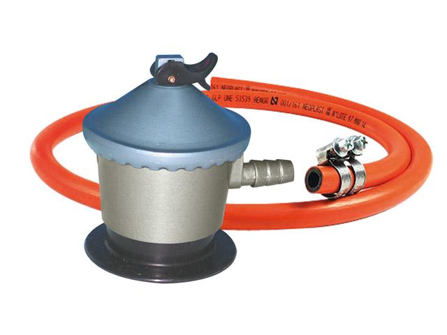 Kit regulador gas barbacoas tienda online de barbacoas - Regulador gas butano ...
