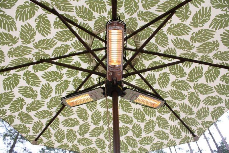 Infrared Umbrella Heater