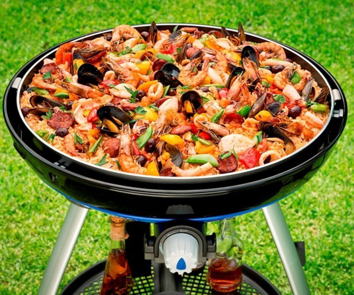 Paella Pan Spain The Barbecue Store Spain