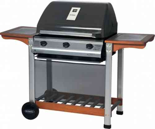 Outback Hunter Classic Gas Bbq The Barbecue Store