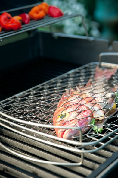 Weber Large Fish Basket The Barbecue Store Spain