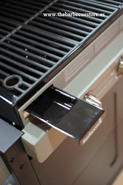 barbecook/® 4.0 Brahma Ceram Gas Grill