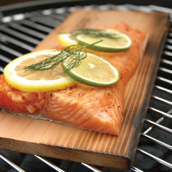 Cedar Grilling Wood Plank The Barbecue Store Spain