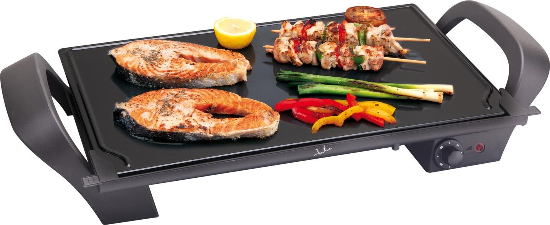 Plancha asar jata gr4 esmalte vitrificado the barbecue store for Plancha electrica para cocinar