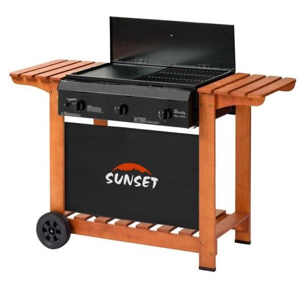 Barbacoa sunset bounty 3 tapa plana the barbecue store - Barbacoas con tapa ...