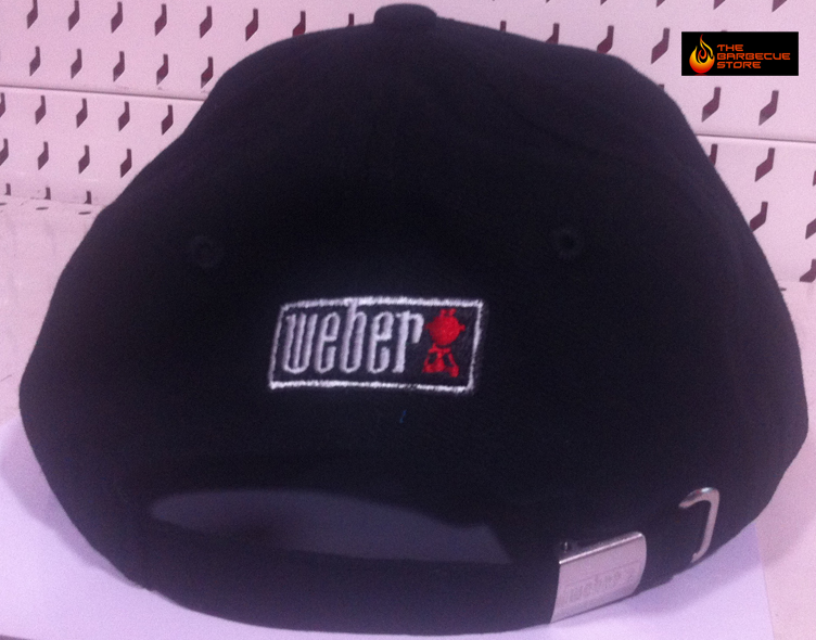 Weber Bbq Logo Cap The Barbecue Store Spain