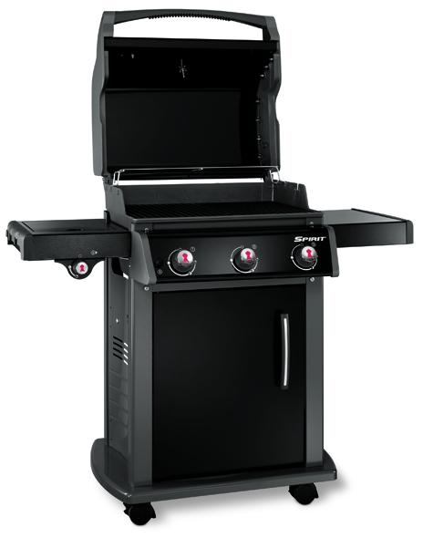 barbacoa weber spirit original e 320 gbs the barbecue store. Black Bedroom Furniture Sets. Home Design Ideas