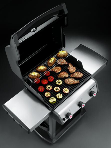 weber spirit premium e 310 bbq the barbecue store. Black Bedroom Furniture Sets. Home Design Ideas