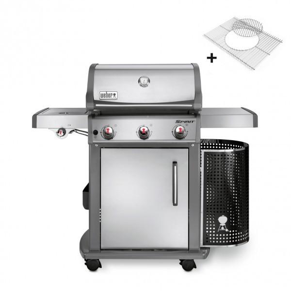 barbacoa weber spirit premium s 320 gbs the barbecue store. Black Bedroom Furniture Sets. Home Design Ideas