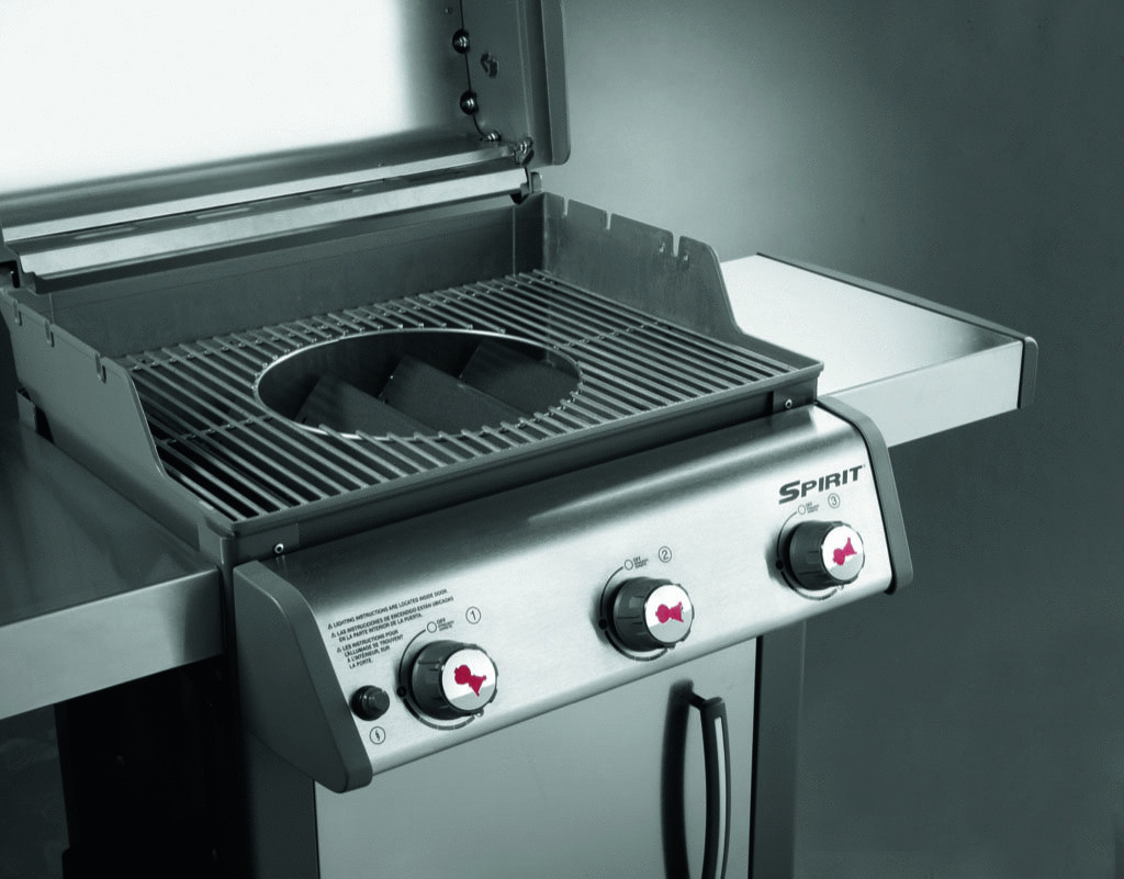 weber spirit premium s 320 gbs gas bbq the barbecue store spain. Black Bedroom Furniture Sets. Home Design Ideas
