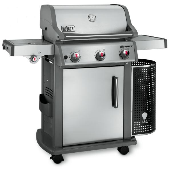 weber spirit premium   gbs gas bbq  barbecue