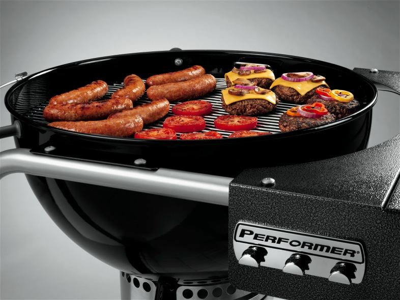 Weber Holzkohlegrill Performer Gbs : Weber performer original gbs bbq the barbecue store