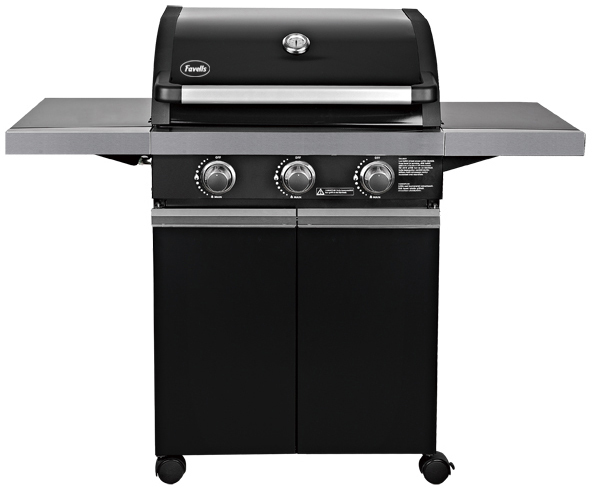 Barbacoa a gas solgrill 2 favells the barbecue store - Barbacoa a gas ...