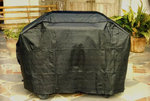 Universal gas BBQ cover Medium size