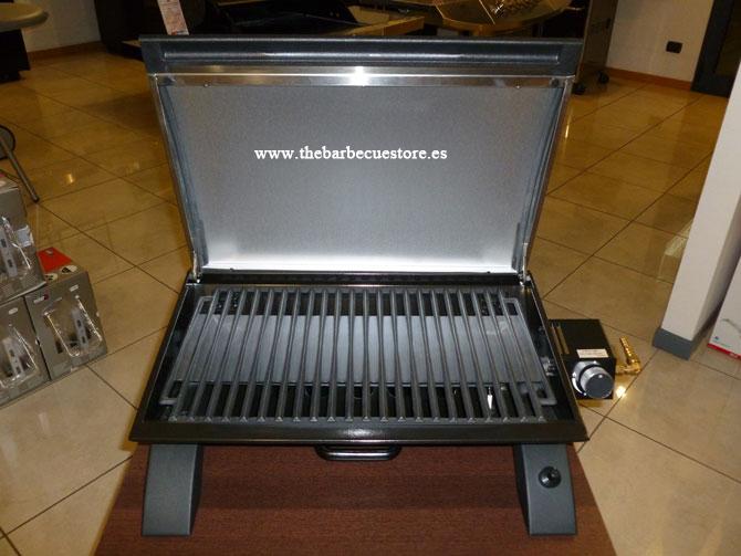 Barbacoa port til de gas gp grill grandhall the barbecue store - Barbacoa a gas ...