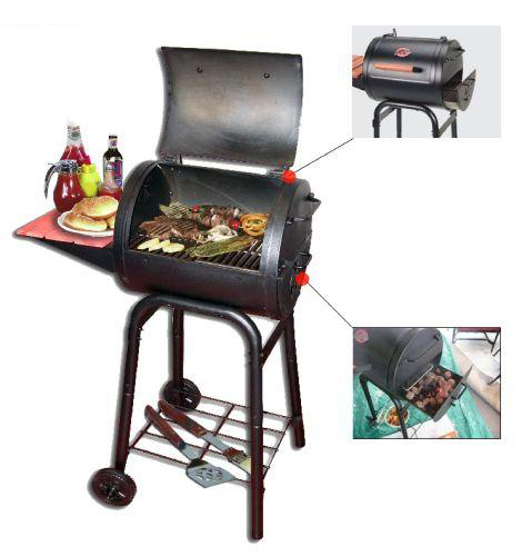 ... Patio Pro Char Griller BBQ