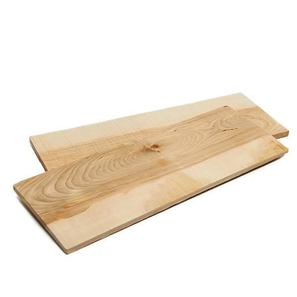 Tablas de madera de arce para ahumar la mejor tienda for Tablas de madera
