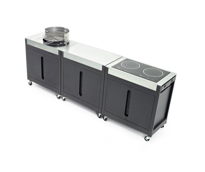 carro y armario brahma k para barbacoas the barbecue store. Black Bedroom Furniture Sets. Home Design Ideas