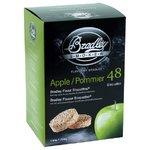 Apple Bradley Flavour Bisquettes 48 Pack