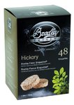 Hickory Bradley Flavour Bisquettes 48 Pack