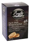 Pacific Blend Bradley Flavour Bisquettes 48 Pack