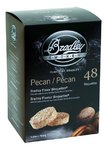 Pecan Bradley Flavour Bisquettes 48 Pack