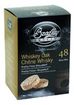 Whiskey Bradley Flavour Bisquettes 48 Pack