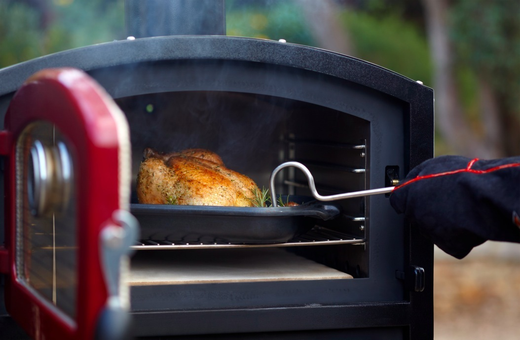 ... Fornetto Wood Fired Oven and Smoker ... - Fornetto Wood Fired Oven And Smoker - The Barbecue Store Spain