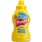 French's Yellow mustard squeeze 226 gr