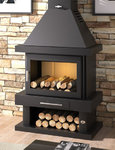 C-100 Wood Burning Stove