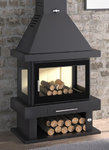 C-103 Wood Burning Stove