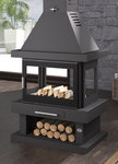 C-104 Wood Burning Stoves