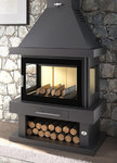C-203 Wood Burning Stove