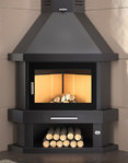 C-200 R Wood Burning Stove