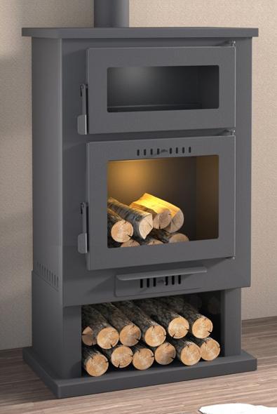 Estufa de le a con horno modelo ch 3 la mejor tienda de - Estufa horno lena ...