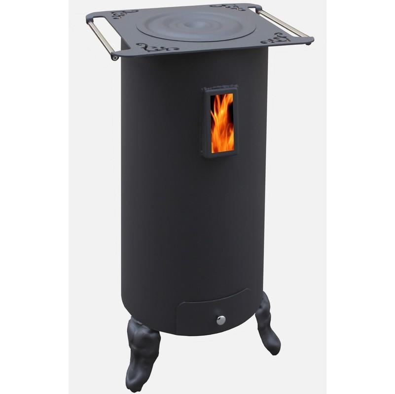 Estufa de le a r stica la mejor tienda de estufas de le a for Estufas de lena marcas