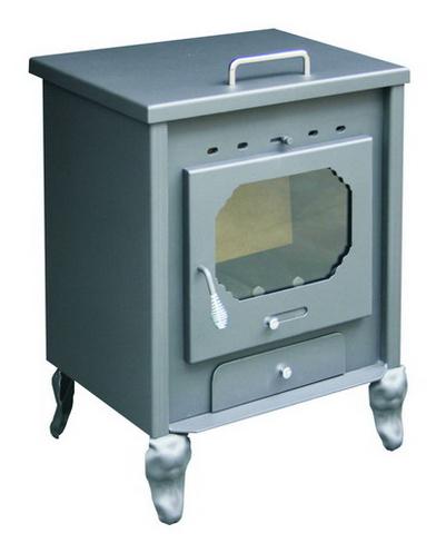 Estufa de le a cuadrada horno la mejor tienda de estufas - Estufa lena horno ...