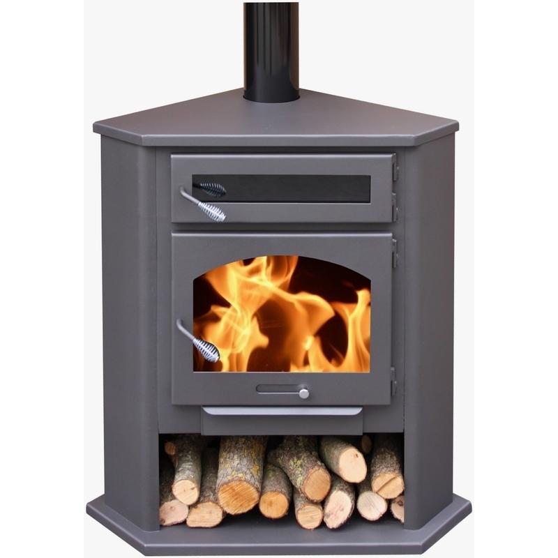R2 wood burning stove corner the barbecue store spain for Stufa pellet usata 300 euro