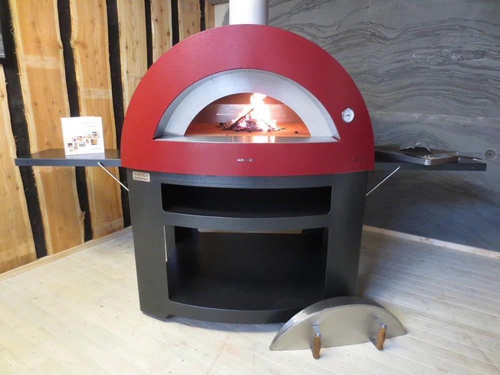 allegro outdoor wood fired oven