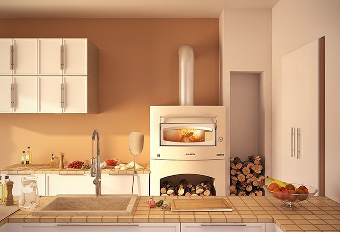 Calore Indoor Wood Fired Oven