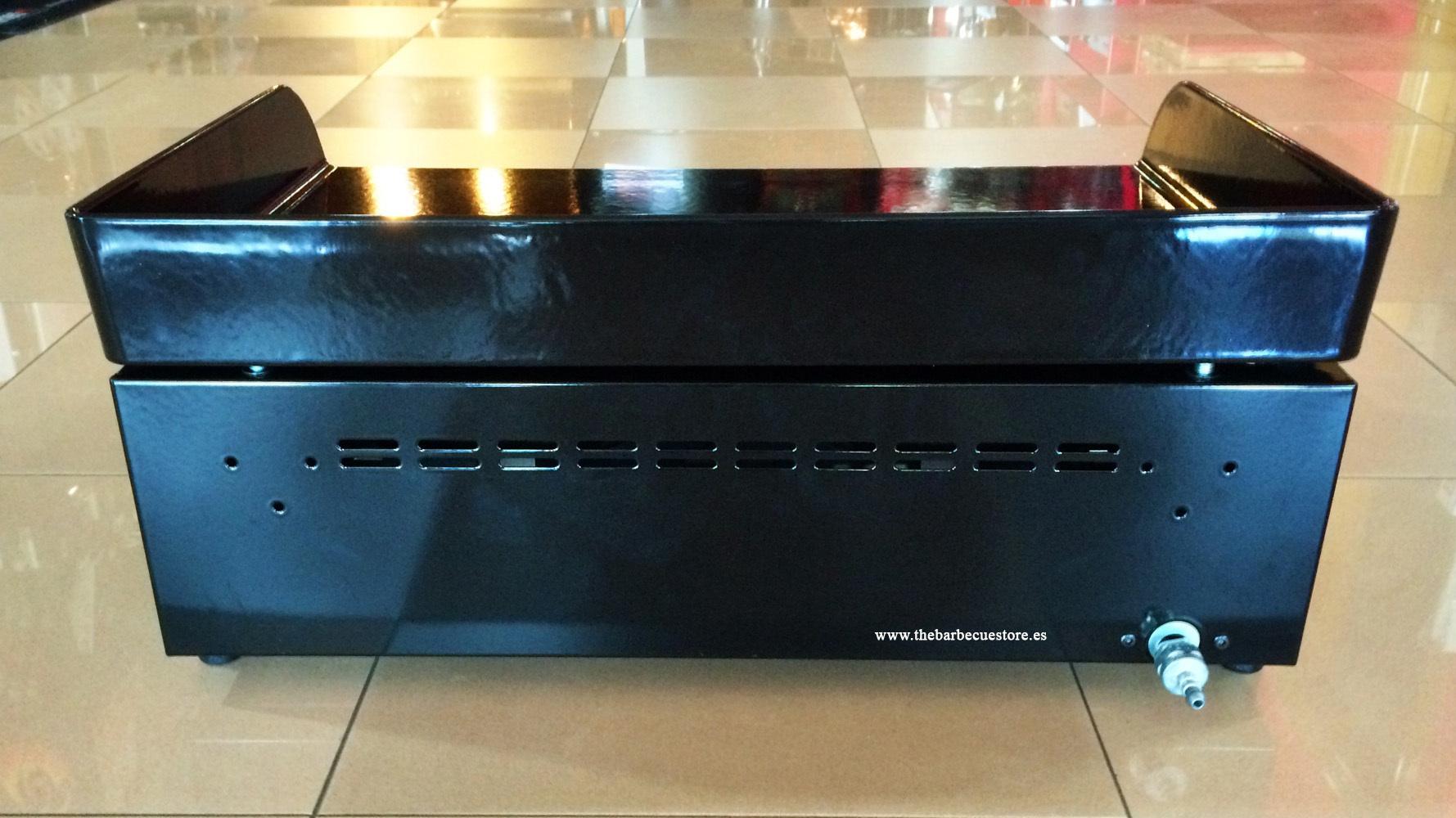 plancha de gas ib rica 600 esmaltada the barbecue store espa a. Black Bedroom Furniture Sets. Home Design Ideas