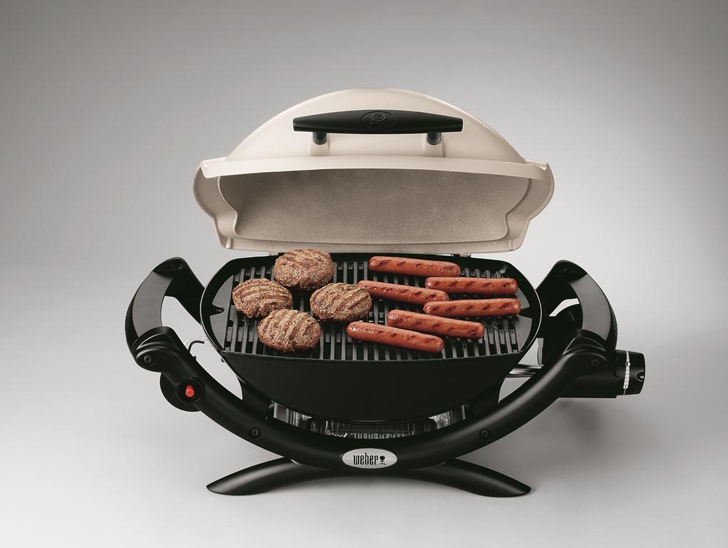 Weber Elektrogrill Q 1400 Stand : Weber q 1000 titanium bbq the barbecue store spain