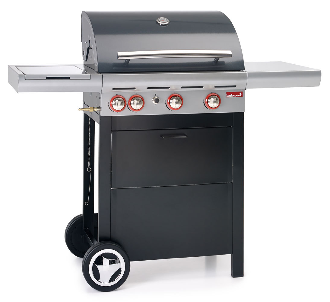 Spring 350 bbq from barbecook the barbecue store spain for Giordano shop barbecue a gas