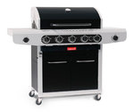 Barbacoa Siesta 612 Black Edition Barbecook