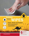 Stainless Steel Wipes for Barbecue