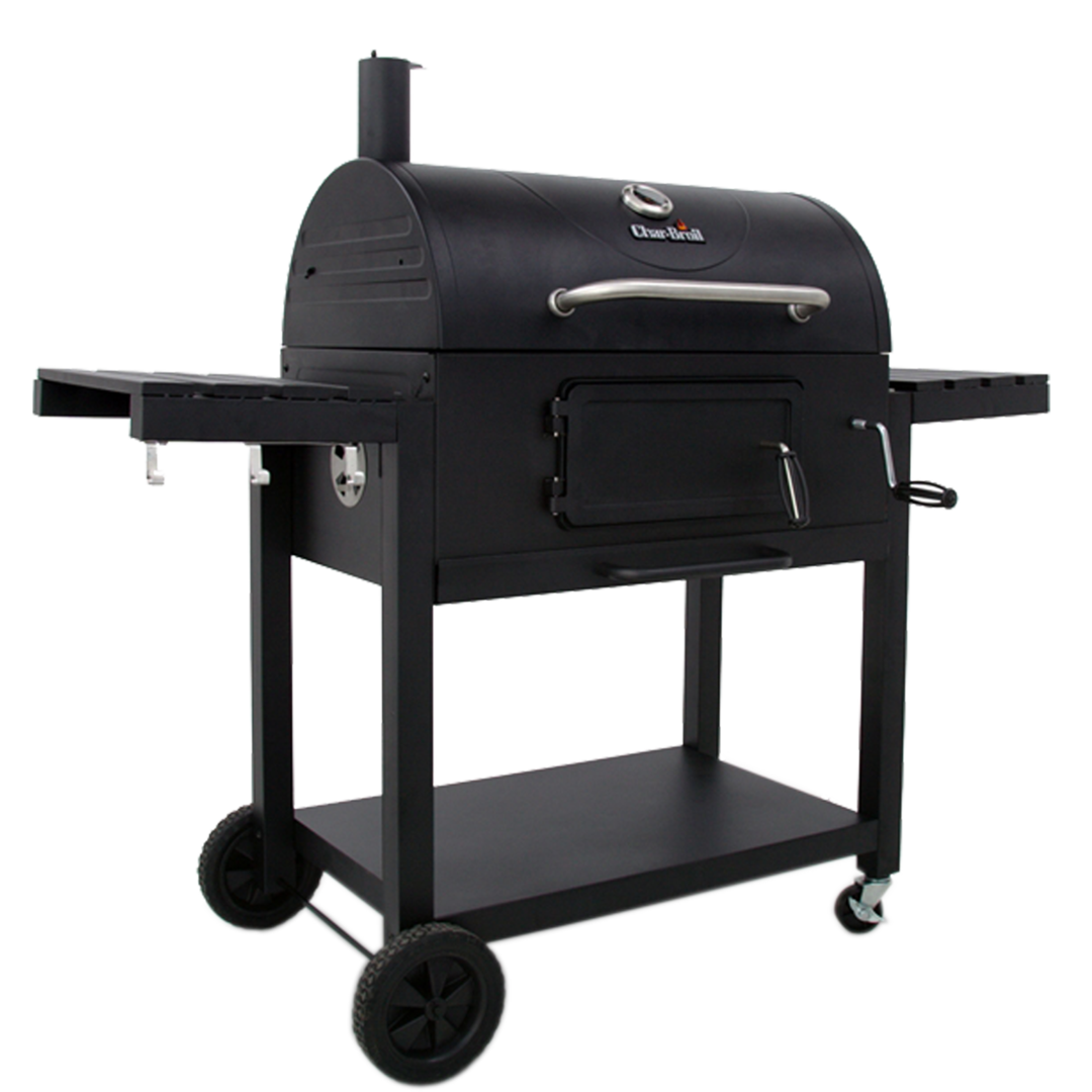 Char Broil Montana Barbecue For Charcoal And Wood The